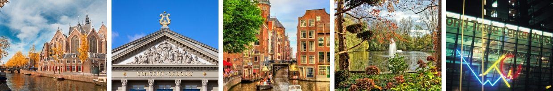 Bairros do Distrito Amsterdam-Zuid