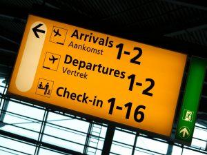 Como chegar a Amesterdão