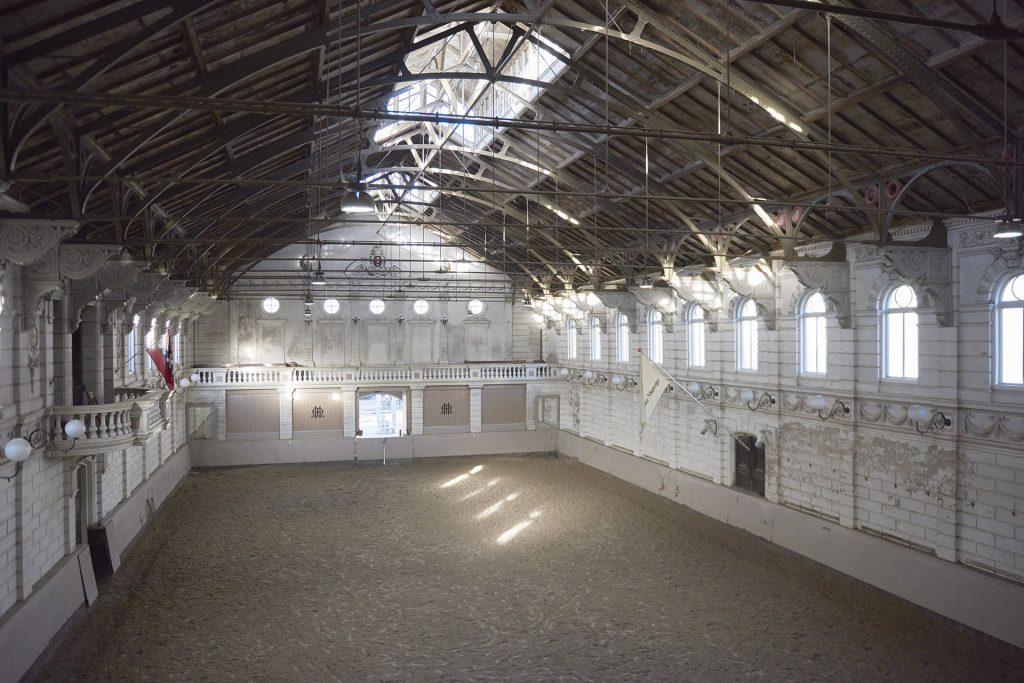 Escola de Equitação Holandesa