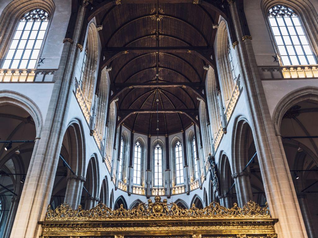 Igreja De Nieuwe Kerk Amsterdam