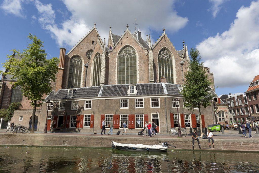 Igreja De Oude Kerk