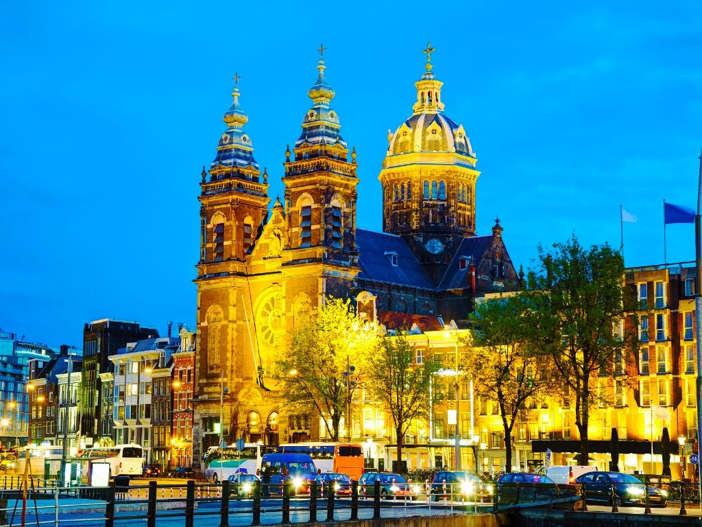 Igreja de São Nicolau Amsterdam