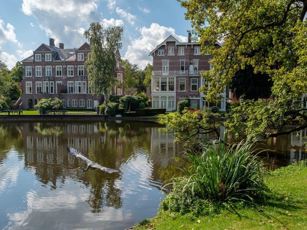 Jardim Vondelpark Amsterdam