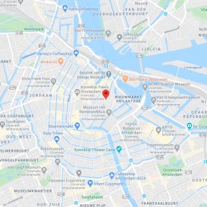 Mapa de Nieuwmarkt