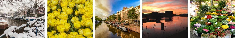 Melhor época para viajar em Amesterdão
