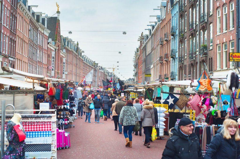 Mercado Albert Cuypmarkt