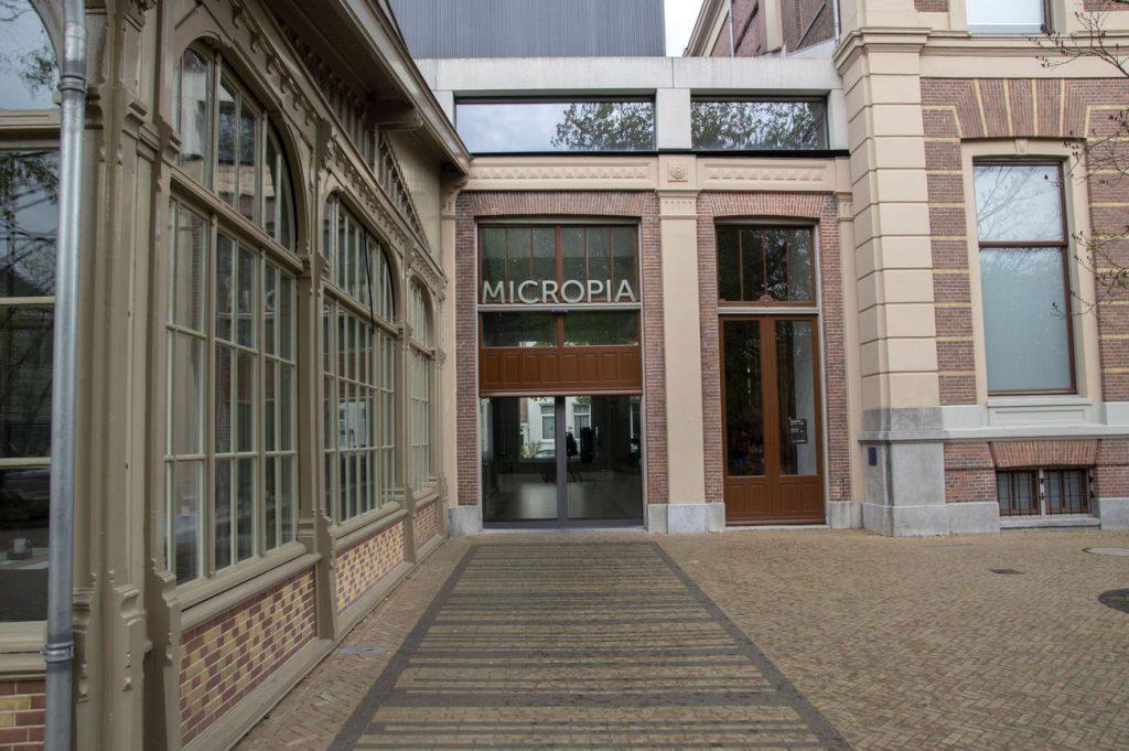 Museu ARTIS Micropia