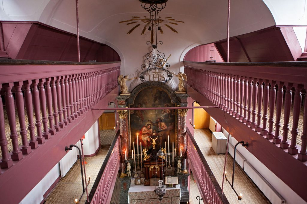 Museu Ons' Lieve Heer op Solder Amsterdam