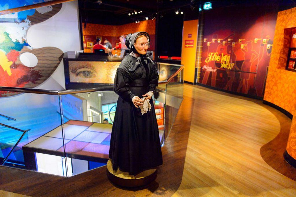 Museu de Cera Madame Tussauds Amsterdam