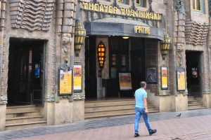 Pathe Tuschinski Cinema