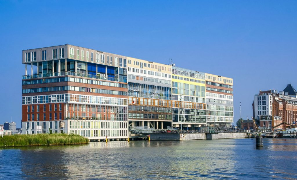 Porto de Amesterdão