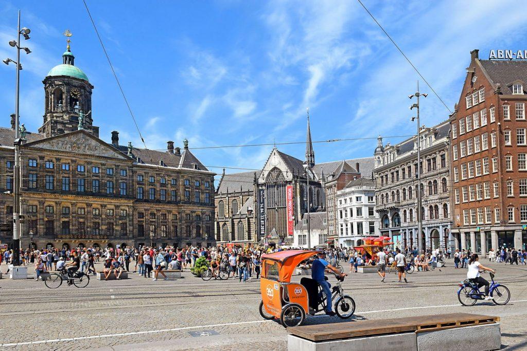 Praça Dam Amsterdam