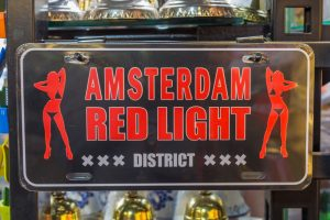 Prostitutas em Amesterdão