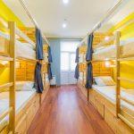 Quais são os hostels mais baratos de Amesterdão