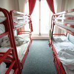 Qual o preço por noite de um hostel em Amesterdão