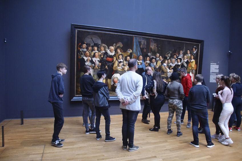 Rijksmuseum Amesterdão