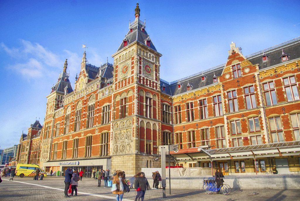 Transportes em Amesterdão