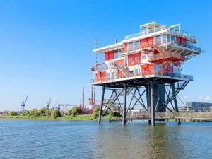 Visitar Amsterdam Westpoort