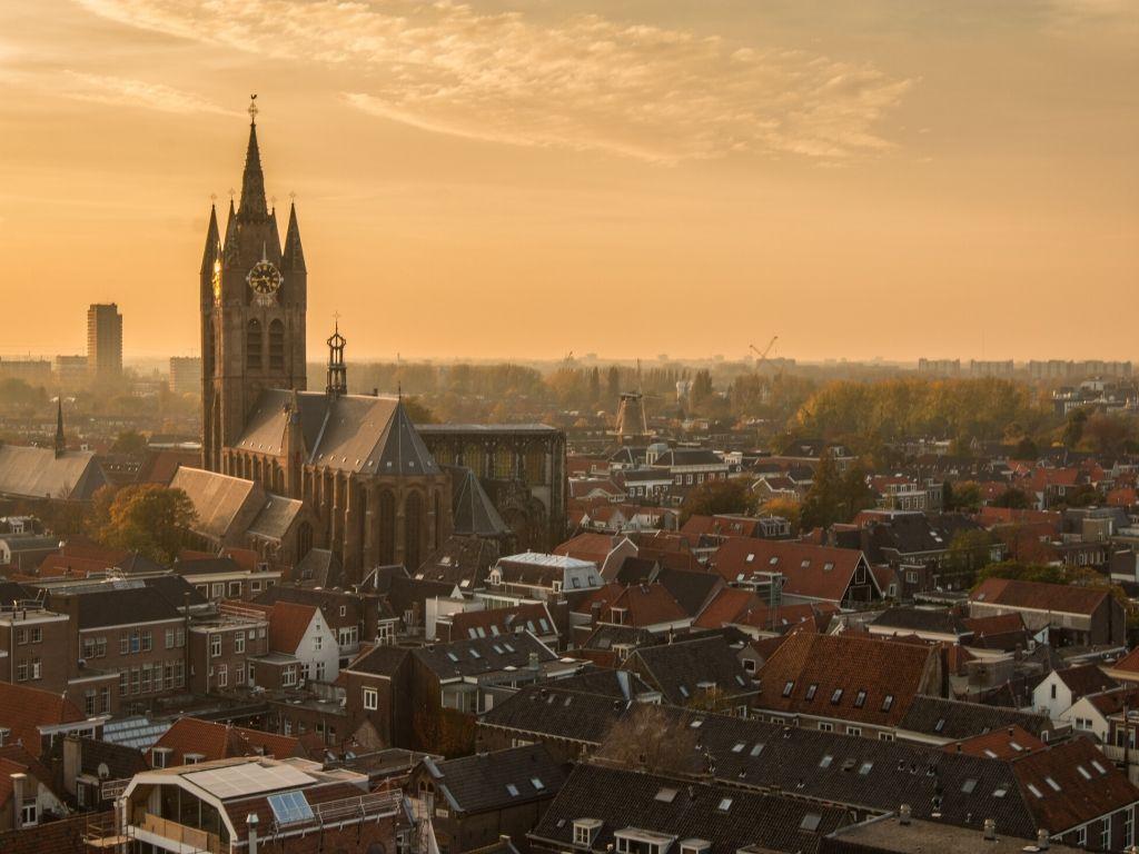 Visitar Delft