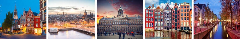 Alojamento em Amesterdão