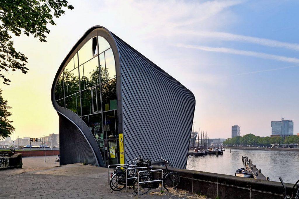 Centro de Arquitectura de Amesterdão
