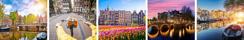 distritos de Amesterdão