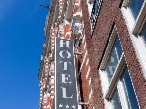 hotel em Amesterdão
