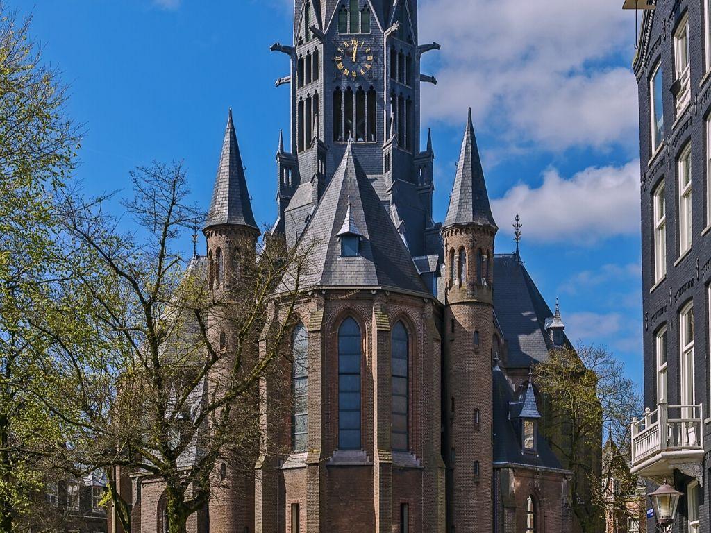 Igreja Vondelkerk Amsterdam